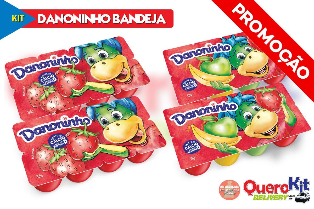 *<b>KIT DANONINHO BANDEJA</b> C/ 32 UNIDADES